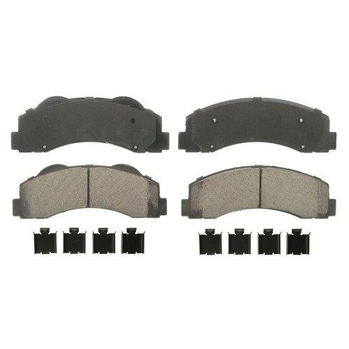 BrakeBest Select Brake Pads - Brake Pad - SC1414