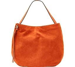 Vince Camuto Nicki Hobo Bag, Cajun Spice, One Size