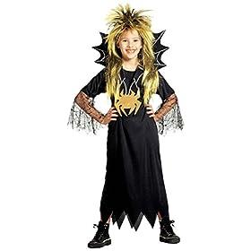 - 41tCJwikR0L - Children's Spidergirl 128cm Costume Small 5-7 Yrs (128cm) For Halloween Fancy