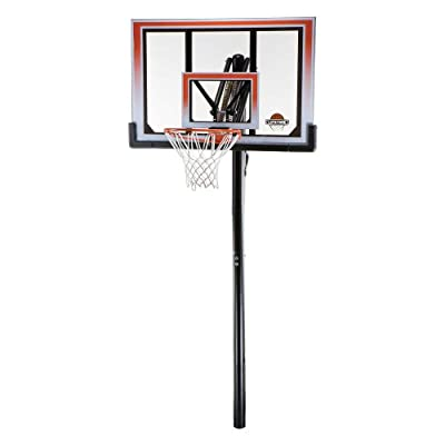 Lifetime 71799 In-Ground Basketball System with 50in Shatter Guard Backboard