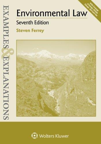 Examples & Explanations: Environmental Law