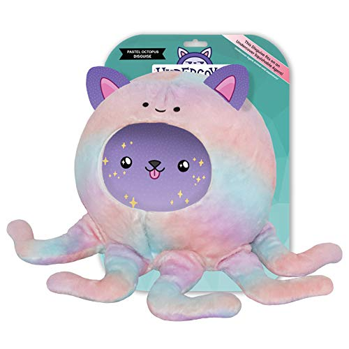 Squishable / Undercover Pastel Octopus Disguise