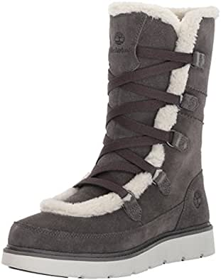 Amazon.com | Timberland Women's Kenniston Muk Tall Winter