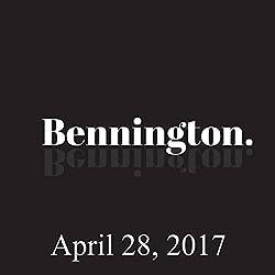 Bennington, April 28, 2017