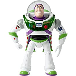 Disney Pixar Toy Story Blast-Off Buzz Lightyear Figure, 7″