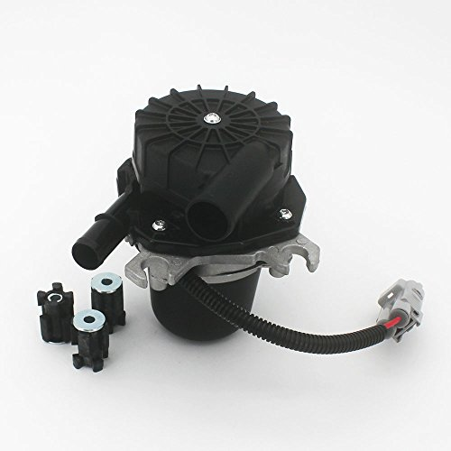 17610-0C010 Secondary Air Injection Pump Smog Pump for Toyota Tundra 4Runner Sequoia Land Cruiser Lexus LX470 GX470 4.7L V8 Replaces Part 176100C010 10200162BAC 10200162AAC