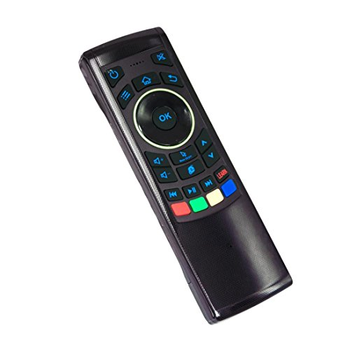 GOTD 2.4G Remote Control Air Mouse Wireless Keyboard For XBMC Android Mini PC TV Box by Goodtrade8 (Image #2)