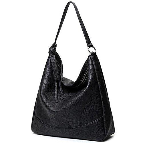 Red Purse Bag Hobo for Shoulder Fashion Women's Myleas New Women Handbag Korean pPPAwR