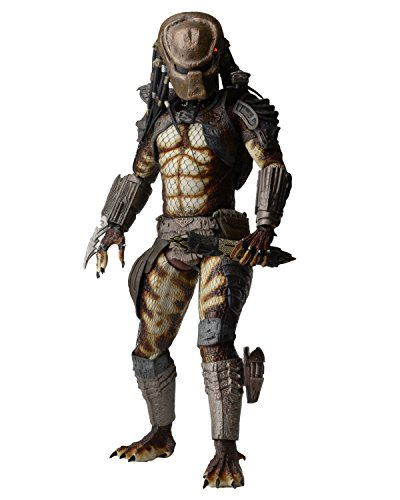 NECA Predator 1/4 Scale Action Figure with Led Lights