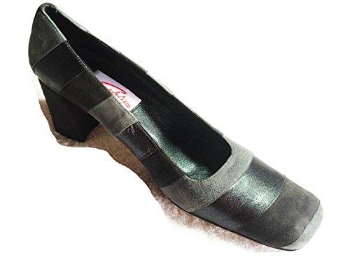 Sandali Stripe Captiva Gray Eu 39 Donna Grigio d81PIq