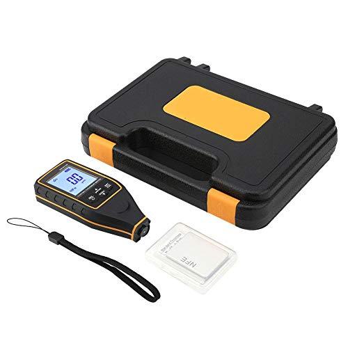 デジタルコーティング厚さゲージ、0-1700umハンドヘルドデータストレージ分析車塗装厚さテスター、車の塗料、ゴム、塗料、エナメルなど