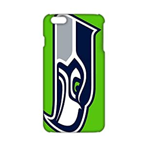 WWAN 2015 New Arrival go seahawks 3D Phone Case for iphone 6 plus
