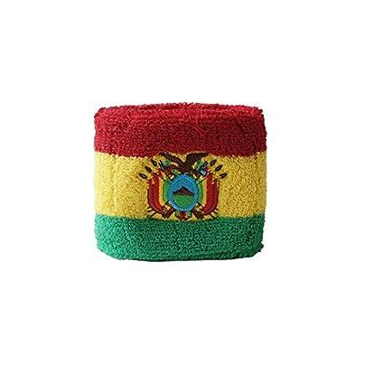 Digni reg Bolivia Wristband sweatband free sticker Estimated Price £3.95 -