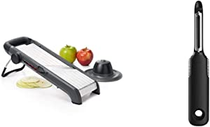 OXO Good Grips Chef's Mandoline Slicer 2.0 & Swivel Peeler