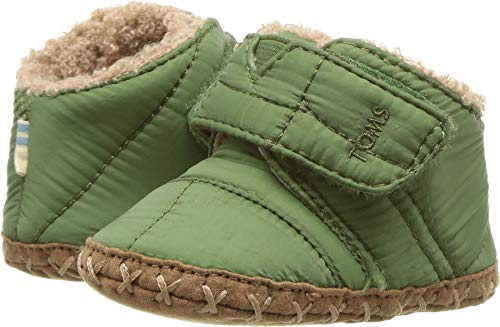 TOMS Kids Unisex Cuna (Infant/Toddler) Light Pine Quilted 3 M US Infant M