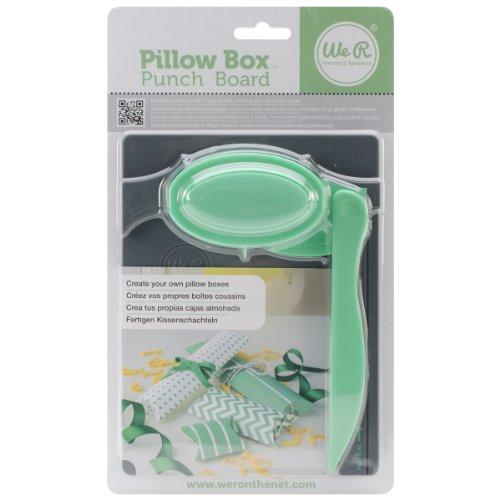 Neww Pillow Box Punch Board- Neww