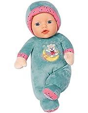 BABY born 827888 Cutie Pop 26 cm - Klein & Zacht - voor Pasgeborenen - Met Geïntegreerde Rammelaar