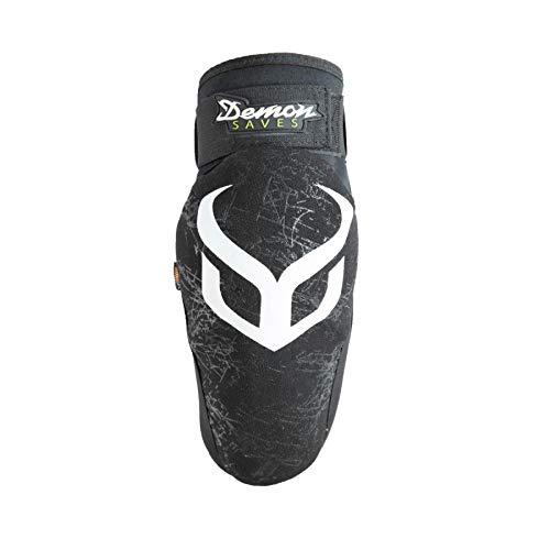 Demon United Hyper X D3O Elbow Pads- Mountain Bike Elbow Pads w// D30 Impact Technology