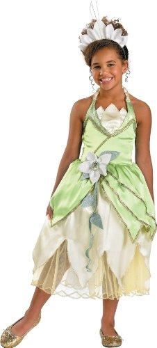Princess Tiana Deluxe Costume - Toddler -