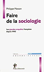 Faire de la sociologie