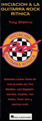 Descargar Libro Beginning Rock Rhythm Guitar Troy Stetina