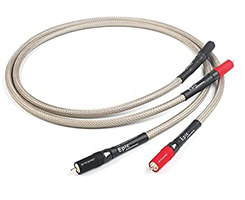 The Chord Company Epic analógico Cable de audio (RCA - RCA) - 2m