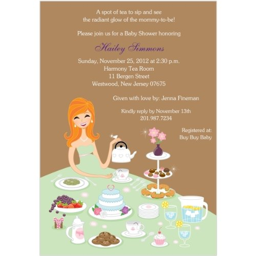 Amazon tea for two baby shower invitations set of 20 baby amazon tea for two baby shower invitations set of 20 baby shower party invitations baby filmwisefo Choice Image