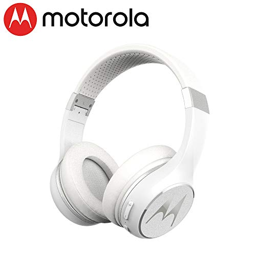 Motorola Lifestyle Studio-Quality Escape 220 Over Ear Wireless Bluetooth Over-Ear Headset Headphone Earphone