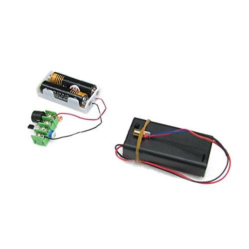 Laser Motion Detectors - SODIAL(R) Infrared Laser Alarm Switch Sound / Light Alarm Motion Sensor Security Kits