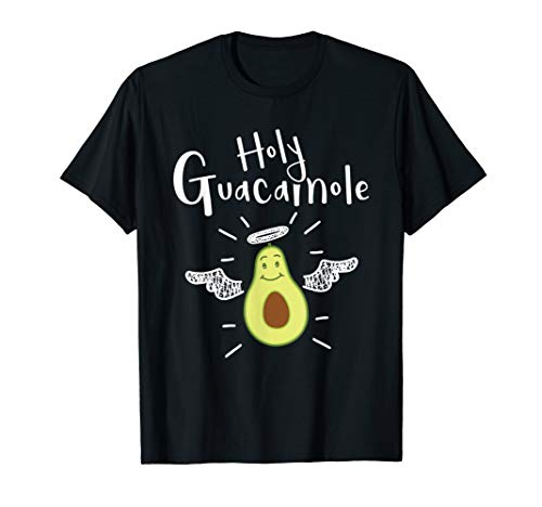 Funny Holy Guacamole Avocado Lover Gift T-Shirt