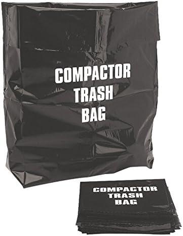 "B001KQ7GS2 Broan 1006 Compactor Trash Bags for 12"" Models (12 Pack) 41tCSflmGyL"