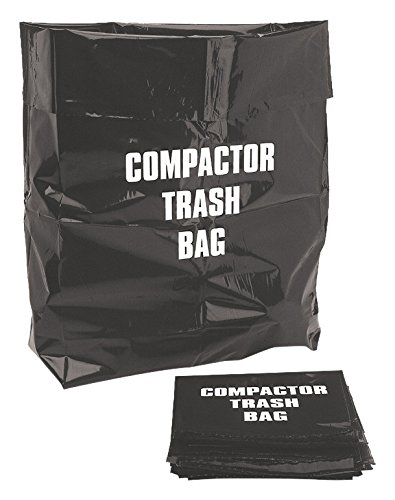 "Broan 1006 Compactor Trash Bags for 12"" Models (12 Pack)"