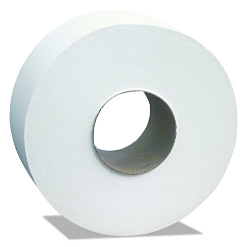 Bath Tissue 1000/2 Ply (Cascades 4097 North River Jumbo Roll Tissue, 2-Ply, 3 1/2