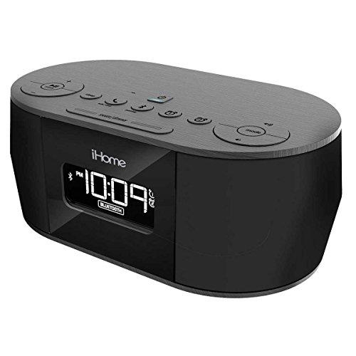 iHome iBT38G Bluetooth Stereo Alarm