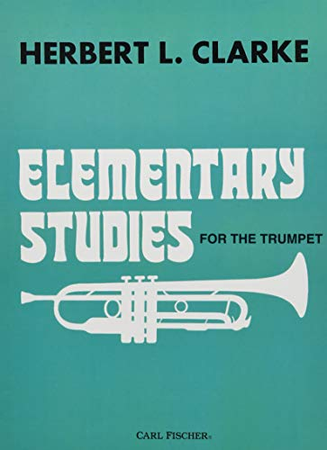 O2279 - Elementary Studies for the Trumpet -