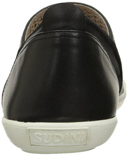 Women's Sand Sudini Metallic Fashion Black Lori Sneaker 7IIOqndw
