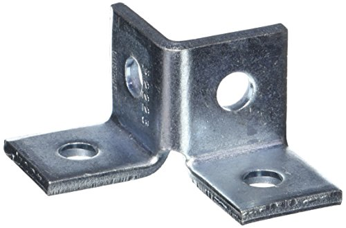 (Unistrut P2223 4-Hole Wing Shape Fitting for 1-5/8-Inch Strut Channel)