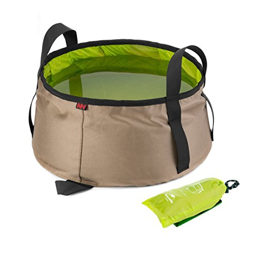 Kredy-Ultra-Lightweight-Portable-Outdoor-Folding-Wash-Footbath-Basin-Water-Bag-Wash-Bucket-for-Camping-Traveling-Hiking