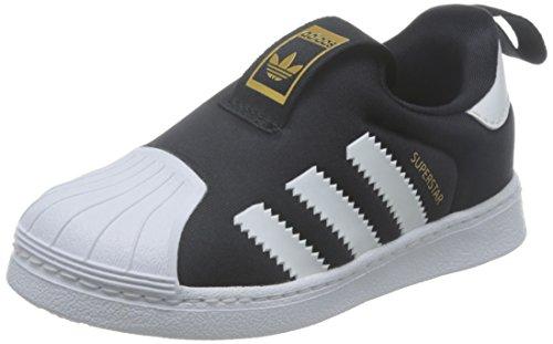 zapatillas negras adidas niño