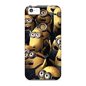 AnnetteL Case Cover For Iphone 5c - Retailer Packaging Minions Protective Case