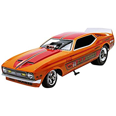 1:18 Scale 1971 Ford Mustang Funny Car L.A. Hooker: Toys & Games