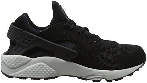 check out 30c3b 89108 ... sale black nike air svart huarache menns sneakers lagetøy ren svart 045  platina 7x4fxwxrq. 97ef3