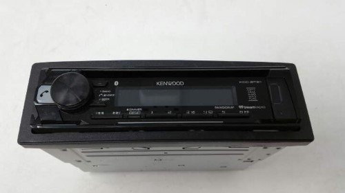 Kenwood KDC-BT21 in-Dash 1-DIN CD/MP3 Car Stereo Receiver with Bluetooth and Front USB Input