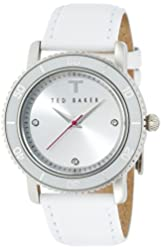 Ted Baker Women's TE2109 Smart Casual Three-Hand Leather Watch