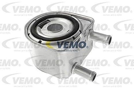 Vemo V22-60-0001 Radiador de aceite, aceite motor: Amazon.es: Coche y moto