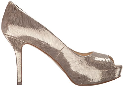 77c4f2edc024 best Nine West Women s Qtpie Metallic Platform Pump - bennigans.com.mx