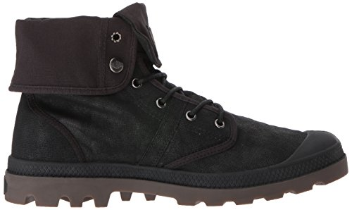 Pallabrouse Palladium Gum Bgy Dark Chukka Boot Wax Black Men's 55OzwfrqxT