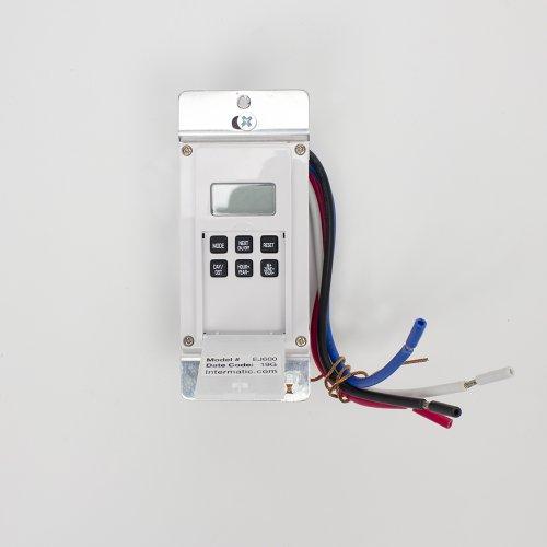 Intermatic Ej600 120 Volt Indoor Digital Astro In