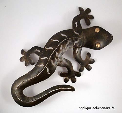 G/én/érique Applique Salamandre 40 cm