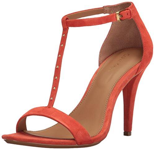 Calvin Klein Women's Nashra Heeled Sandal Deep Blush hlzAotrb